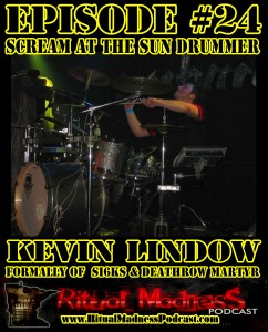 Kevin Lindow Flyer