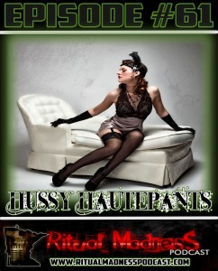 Hussy Hautepants Flyer