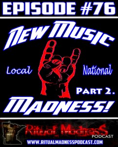 New Music Madness Part 2