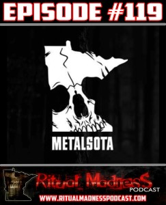 Episode #119-metalsota