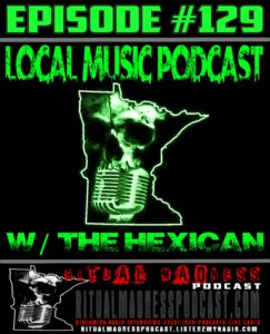 Episode #129, Local Music Podcast!