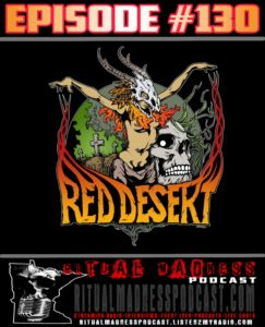 Episode #130, Red Desert!